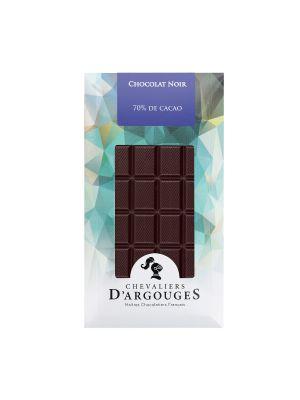 Tableta de ciocolata frantuzeasca neagra, 100gr
