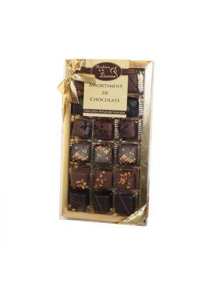 Ciocolata frantuzeasca asortata, 180gr