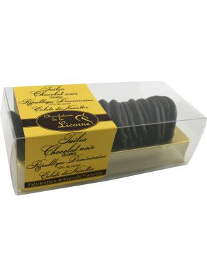 Tigle de ciocolata dominicana 150gr
