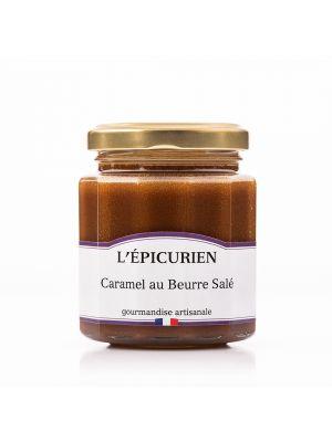 Caramel cu unt sarat, L'Epicurien, 215g