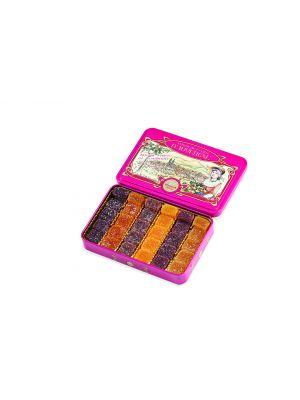 Jeleuri de fructe ''Savoir-Faire'' in cutie metalica, Cruzilles, 330gr