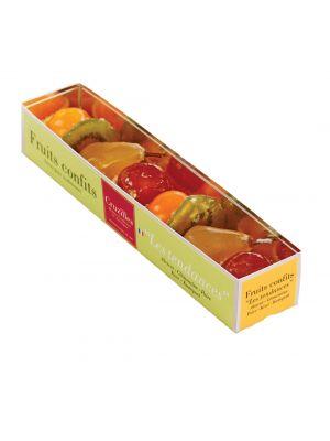 Fructe confiate intregi, Cruzilles, 230gr