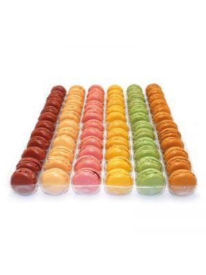 Delicatesa Macarons cu migdale, 72x±9,5g