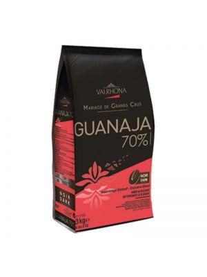 Ciocolata neagra 70% Guanaja, 3kg