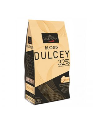 Ciocolata alba Dulcey 32%, 3kg
