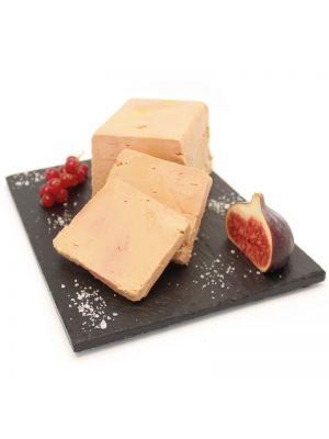 Foie gras de rata intreg, cu jumatate gatit cu Sauternes, 330g