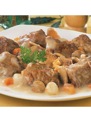 Specialitate gatita: Blanquette de vitel in stil vechi,1,8kg