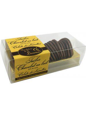 Tigle de ciocolata cu lapte 150gr