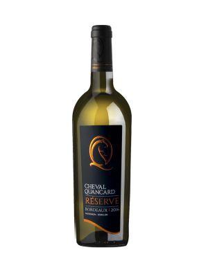 Vin Cheval Quancard 2016 Bordeaux Réserve AOC