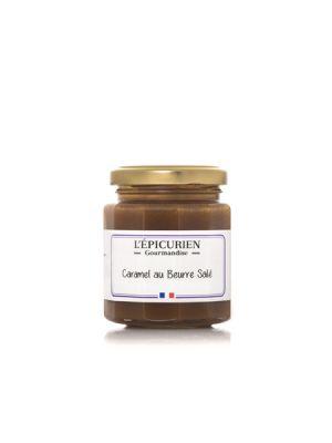 Caramel cu unt sarat, 215g