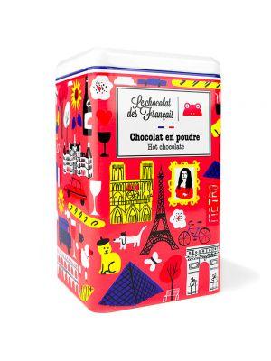 Parisien. Cutie cu diverse sotimente de ciocolata, BIO, 45g
