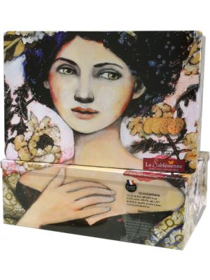 Biscuiti frantuzesti in cutie cadou LA SCALA,  La Sablesienne