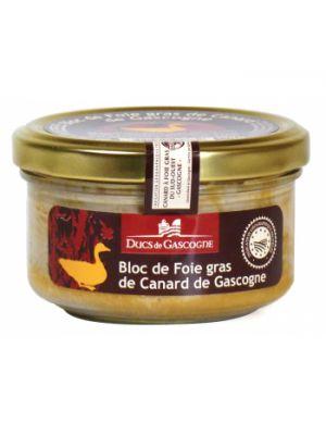 Bloc de Foie gras de Rata de Gascogne, 130g