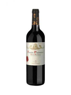Vin Chateau Fortin-Plaisance 2017 Bordeaux Saint-Emilion