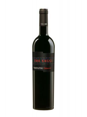 Vin Montepulciano D'abruzzo ''Trei Saggii'' 2014, Talamonti, Abruzzo