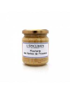Mustar cu Ierburi Provence