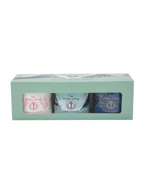 Set cadou ceai Descopera Asia, Thés Christine Dattner, 3 x 50g