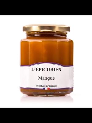 Gem artizanal cu mango, 320g, L'Epicurien