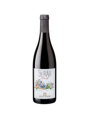 Vin SY-RAH 2017, Alain Jaume, Côtes du Rhône